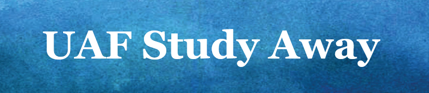 Study Away - University of Alaska Fairbanks